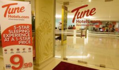 Tune Hotel — Downtown Penang