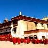 Руины Каруб и Чамбалинг монастырь