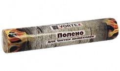 Полено «Vortex» для чистки дымоходов