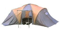 Палатка «Coscamp», трехкомнатная