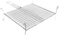 Решетка-гриль «Boyscout» для костра, 40 см х 35 см