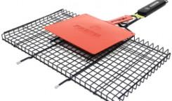 Решетка-гриль «Forester» с антипригарным покрытием, 26 см х 45 см + подарок