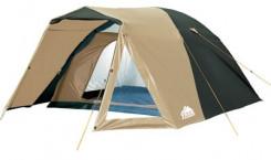 Палатка Trek Planet «Peru 3», цвет: зеленый, песочный
