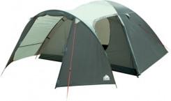 Палатка Trek Planet «Boston Air 4», цвет: оливковый, темно-оливковый