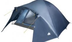 Палатка Trek Planet «Palermo 4», цвет: синий