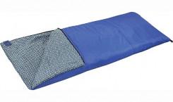 Спальный мешок NOVA TOUR «Пионер 150», цвет: синий