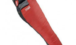 Спальный мешок-кокон Lafuma «Warm'n Light 1000», цвет: серый, красный
