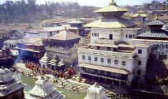 Храм Пашупатинатх.