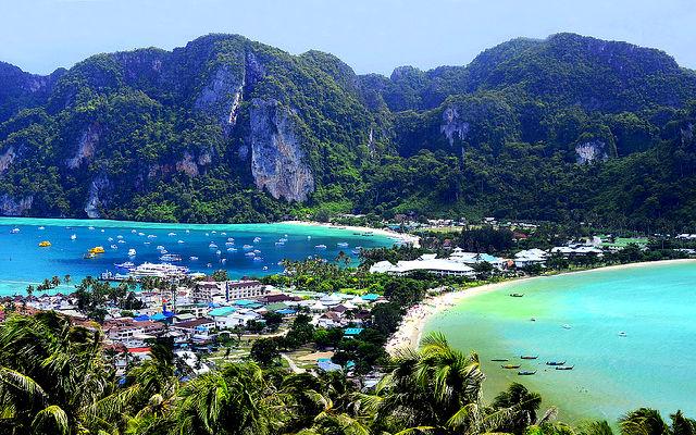 Андаманские острова.Порт-Блэр