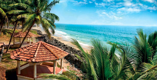Керала-удивительное,живописное место