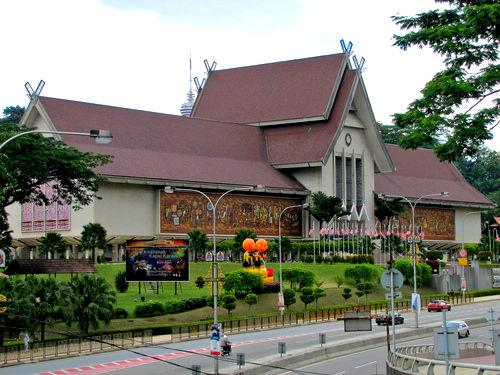 Национальный музей Малайзии