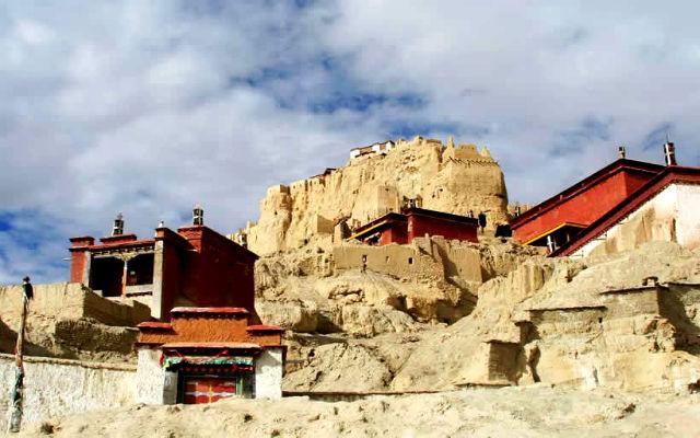 Руины Каруб