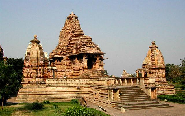 Храмы Индии в Каджурахо.