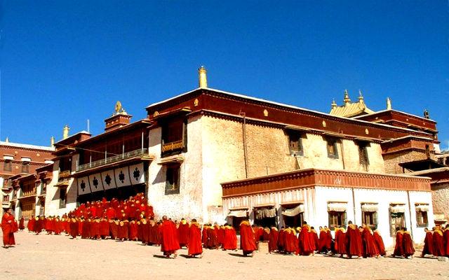 Чамбалинг монастырь