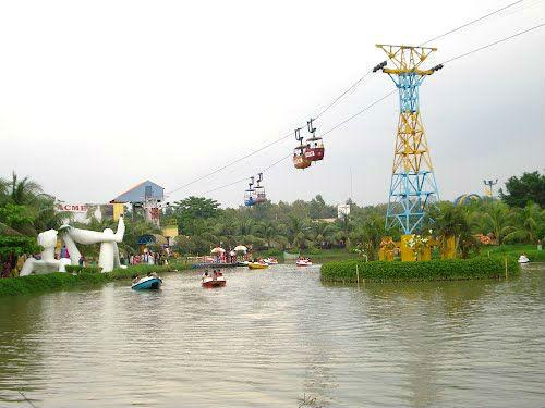 Нандан парк