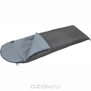 """Спальный мешок NOVA TOUR """"Одеяло с подголовником 300"""", цвет: сиреневый"""