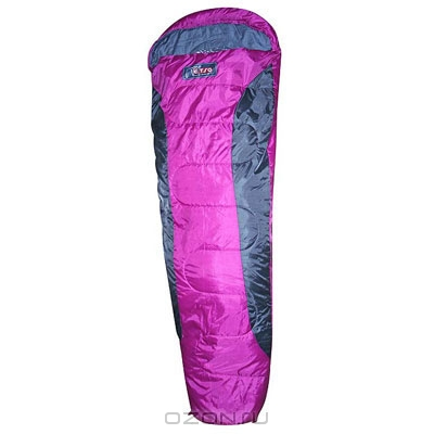 """Спальник Metso """"Napapiiri"""", цвет: пурпурный"""