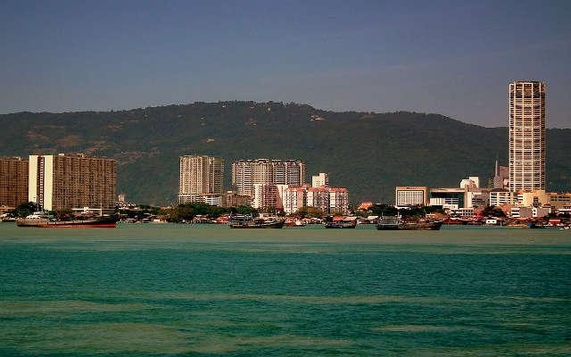 Столичный град штата Пенанг