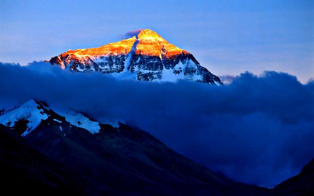 Еверест Тибет