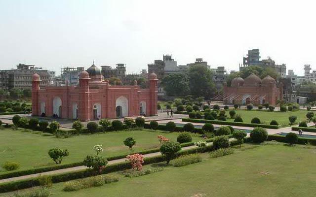 Город Дакка