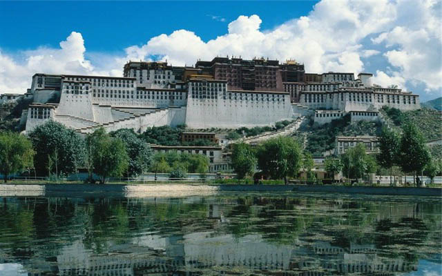Столица Тибета