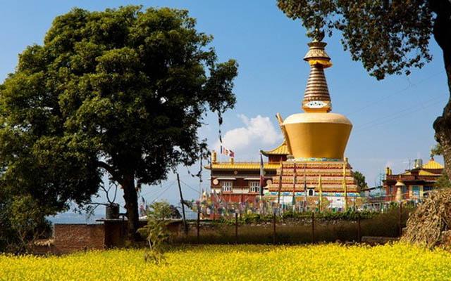 Центр паломничества в Непале