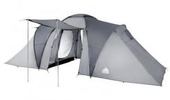 Палатка Trek Planet «Idaho 4», цвет: серый