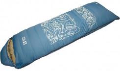 Спальный мешок-одеяло пуховой «Альбаган», «NOVA TOUR», цвет: синий