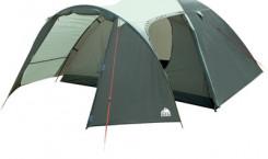 Палатка Trek Planet «Lima 4», цвет: темно-зеленый, оливковый